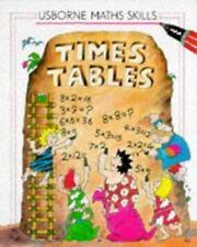 Usborne Math Skills Times Tables Treays, Rebecca Paperback