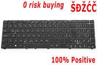 For Asus K52J K53E K53SV K73SM K72J K73E Keyboard Croatian Slovenian Serbian HR