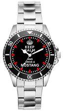 Cadeau pour Ford Mustang Pilote Fans Kiesenberg Montre 1476