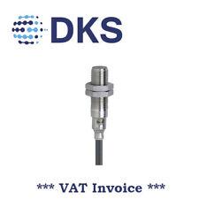 IFM  IFT207 Inductive Sensor M12 DC PNP NO 4mm cable 10m 000661