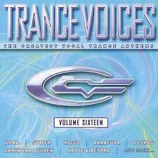 Trance Voices 16 (2005) Ilona, Klubbingman feat. Trixi Delgado, DJ SHog.. [2 CD]