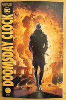 DOOMSDAY CLOCK #4b (of 12) (2018 DC Comics) ~ VF/NM Book
