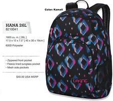 NEW Dakine Hana 26L Kamali Girls Backpack Bookbag Daypack School Bag Msrp$40