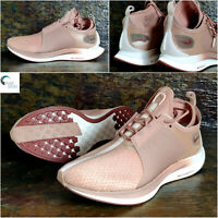 W Nike Zoom Pegasus Turbo XX 'Rose Gold' Running Trainers - Size Uk 7.5 Eur 42