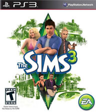 The Sims 3 PS3 New Playstation 3