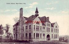 1934 PUBLIC SCHOOL, WEST BEND, WI