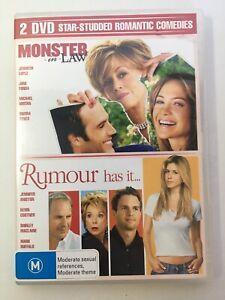 Monster In-law/ Rumour Has It....