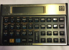 Hewlett Packard HP 12c Financial Calculator - Tested Working