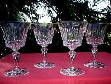 BACCARAT BUCKINGHAM WATER CRYSTAL GLASSES VERRE A EAU CRISTAL TAILLÉ PICCADILLY
