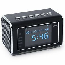Motion Activated SPY CAMERA CLOCK with automatic IR Light.