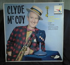 Clyde McCoy The Golden Era Of The Sugar Blues Lp Record Album 100% Play tested