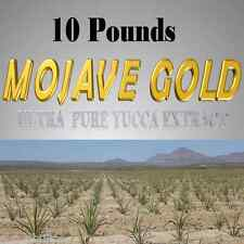 Raw Yucca Schidigera Extract Desert Nectar Plant Magic Hygeia's Hydration Hydro