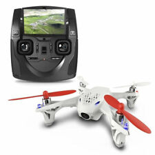"Hubsan H107D X4 FPV 4CH 6Axis Drone 5.8G Video Transmitter 4.3""LCD Mode 2"