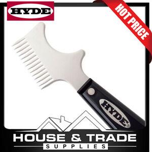 Hyde Paint Brush & Roller Cleaner Stainless Steel 45960