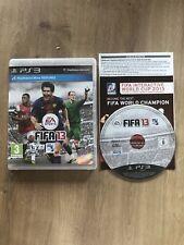 FIFA 13 2013 (Sony PlayStation 3, 2012) PS3 Playstation Move
