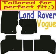 Land Rover Range Rover Vogue de lujo calidad adaptados Esteras 2012 2013 2014 2015 20