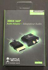 Turtle Beach- Xbox 360 Audio Adapter- NEW