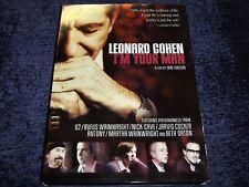LEONARD COHEN I'm Your Man 2006 DVD