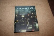 Osprey Publishing's Tomorrow's War New Unused OOP Hard Cover Print Copy