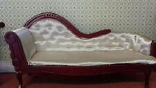 Single Item Wooden Miniature Sofas for Dolls