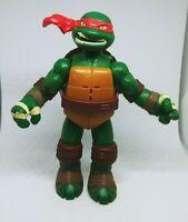 2012 Viacom Teenage Mutant Ninja Turtles TMNT Talking RAPHAEL Action Figure