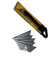 24 DKB Profi Sicherheitsmesser Automatik Cuttermesser 120 Ersatzklingen 18 mm