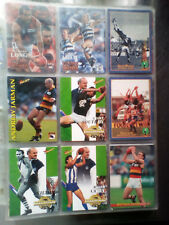 139 AFL Collector Cards 1994 & 1995