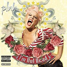 Pink, P!nk - I'm Not Dead [New CD] Explicit