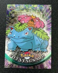 Pokemon Topps Chrome Holo #03 Venusaur Mint/NM
