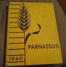 Yearbook / Annual - University of Wichita Parnassus 1960 Kansas