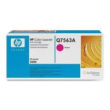 Original HP Toner Q7563A 314A Magenta for HP COLOR LASERJET 3000DTN 3000 A-Ware