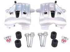 VW TRANSPORTER CARAVELLE T3 T25 FRONT BRAKE CALIPER PAIR 1 SINGLE PISTON TYPE