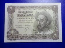 BILLETE DE 1 PESETA DE 1951 SIN CIRCULAR EL QUIJOTE
