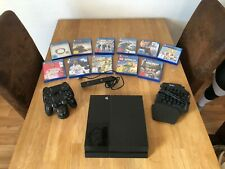 PlayStation 4 (PS4) 500GB Konsole +11 Spiele und 2 Controller XXL Paket