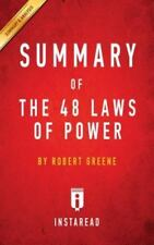 Summary of the 48 Laws of Power: By Robert Greene Includes Analysis (Paperback o