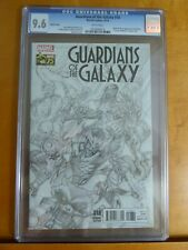 Guardians of the Galaxy #18, vol. 3, Alex Ross 75th anniv. sketch cover, Marvel