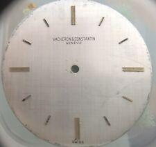 Vacheron & Constantin 1003 Quadrante Lino Linen Dial Indici Oro 18k Gold Indexes