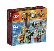 Lego Legends of Chima 70231 la Tribu Crocodile
