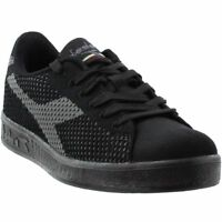 Diadora Game Weave  - Black - Mens