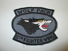 b6120 US Air Force Vietnam 8th Tactical Fighter Wing Wolf Pack IR20C
