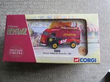 CORGI EX 70539 1/43 Renault 1000KG avec Bouteilles Brand New! RARE!