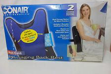 Heated Back Massage Cushion Car Seat Chair Massager Lumbar Neck Pad Heater