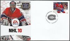 CANADA Sc #2671 (#11) MONTREAL CANADIANS CAREY PRICE ON SUPERB FIRST DAY COVER