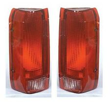 New Taillight Pair Set Fits 90 91 92 93 94 95 96 Ford F150 F250 F350 Bronco
