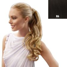 "Jessica Simpson Ken Paves Hair Extensions 23"" Wrap Around Pony HairDo NEW"
