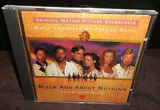 Much Ado About Nothing Original Motion Picture Soundtack (CD, 1993)