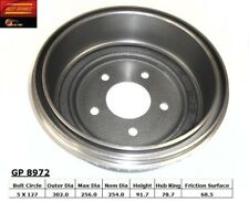 Brake Drum fits 1988-1999 GMC C1500  BEST BRAKES USA