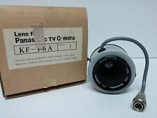 Panasonic Tv camera Lens Kf-16A 16mm 1:1.6