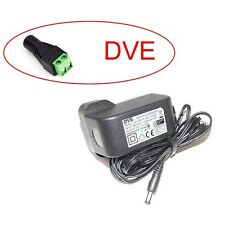 New AC 110-240V To DC 12V 1.5A Power Supply Adapter Transformer For LED Strip US