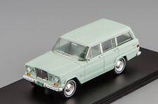 Jeep Wagoneer 1962 light green GLM GLM109501 1:43